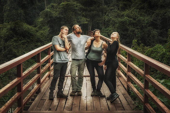 Familienfotograf hamburg niendorf Familienfotos